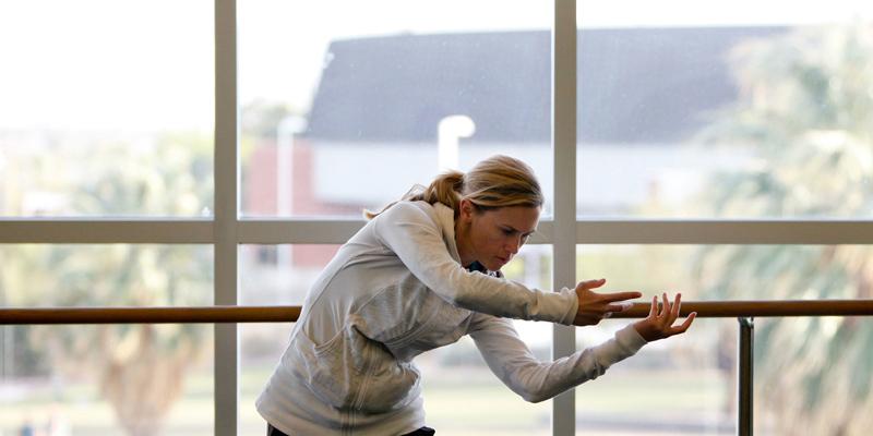 Desirée Dunbar: Dance Instructor
