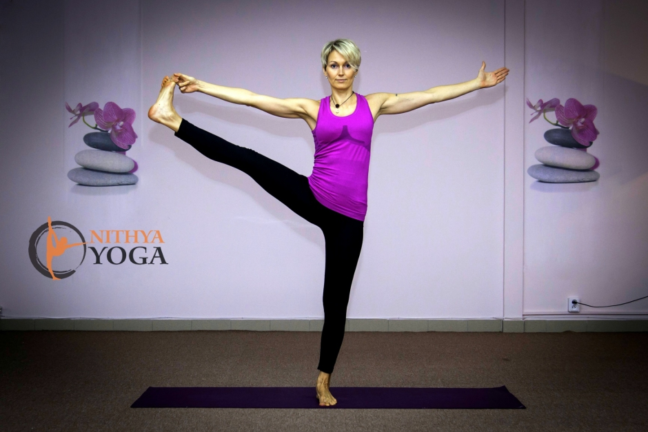 Priyaswarupa: Meditation and Yoga Instructor