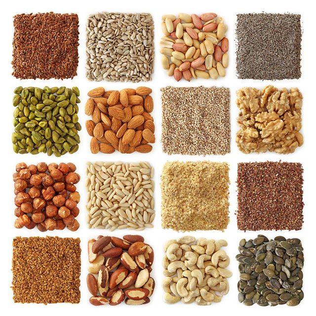 Nuts&SeedsSquarePiles