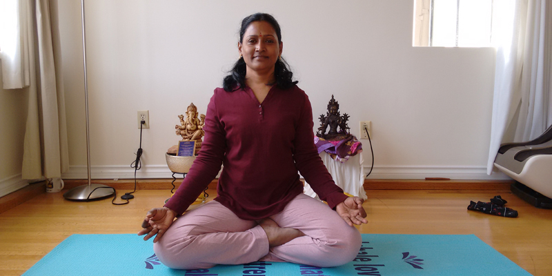Jayasree: Sivananda Yoga Instructor