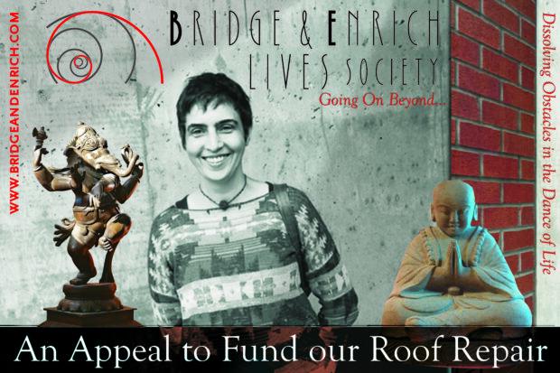 Bridge and Enrich Roof Repair Fundraiser