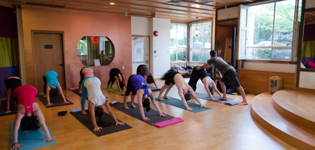 Intro to Ashtanga Yoga with Geoff/Mysore BC